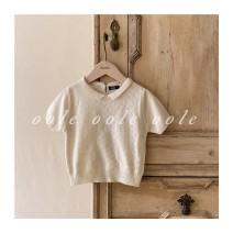 T-shirt Other / other S(65-80cm),M(80-95cm),L(95-115cm) neutral other Solid color 2 years old, 3 years old, 4 years old, 5 years old, 6 years old, 7 years old, 8 years old