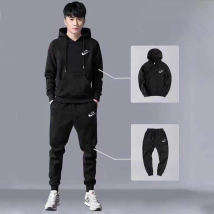 Sweater Youth fashion Others M. L, XL, 2XL, 3XL, 4XL (regular), m (plush), l (plush), XL (plush), 2XL (plush), 3XL (plush), 4XL (plush) Socket other