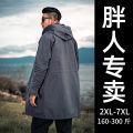 Windbreaker GxxH Fashion City 2XL 3XL 4XL 5XL 6XL 7XL zipper have more cash than can be accounted for easy Other leisure autumn Large size other tide Polyester 100% Solid color Side seam pocket other Multiple pockets polyester fiber Fall 2017 Pure e-commerce (online only) More than 95%