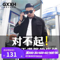 shirt Fashion City GxxH 2XL 3XL 4XL 5XL 6XL 7XL black routine other Long sleeves easy Other leisure winter t19721c Large size Cotton 97% polyurethane elastic fiber (spandex) 3% tide 2019 other Winter of 2019 cotton other Pure e-commerce (online only) More than 95%