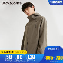Jacket Jack Jones Fashion City C48 chalk white E05 green color C14 sand color E40 black G04 dark flower gray 165/88A/XS 170/92A/S 175/96A/M 180/100A/L 185/104A/XL 190/108A/XXL 195/112A/XXXL routine standard Other leisure autumn Other 100% Long sleeves Wear out Hood Business Casual youth routine other