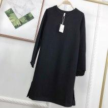 Dress Winter 2016 black Average size