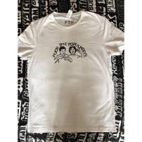 T-shirt other White, black routine S,M,L,XL,2XL Others Short sleeve Crew neck standard Other leisure Four seasons other