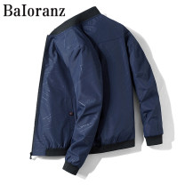 Jacket Baloranz / barolang Youth fashion 3 dark blue autumn 3 black autumn 3 army green autumn 1 Black autumn 1 dark blue autumn 3 black Plush 3 Dark Blue Plush 3 Army Green Plush M L XL 2XL 3XL 4XL routine easy Other leisure autumn BL837 Polyester 100% Long sleeves Wear out stand collar youth