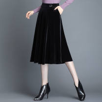 Cosplay women's wear skirt goods in stock Over 14 years old black comic other null