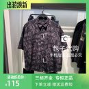 shirt Fashion City Peacebird S,M,L,XL,2XL B2CJB2255 routine Pointed collar (regular) Long sleeves easy Other leisure summer B2CJB2255 youth 2021 lattice other