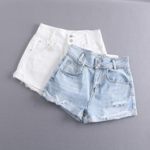 Jeans Summer 2021 White, light blue S,M,L,XL