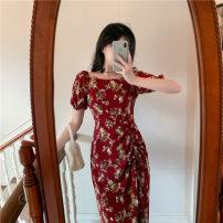 Dress Summer 2021 Picture color, vest M,L,XL,2XL 18-24 years old