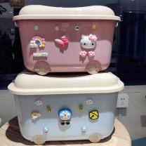 Storage box other Pink KT, blue Dingdang, green Winnie, pink, gray blue Medium, large, extra large 1kg 8L