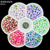 Other DIY accessories Loose beads other RMB 1.00-9.99 Red, yellow, blue, 30 brand new Fresh out of the oven Other / other