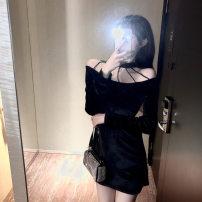 Hat other black S M Qingchuan JOxam Spring 2021