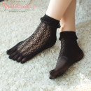 Socks / base socks / silk socks / leg socks female Blue Tiger Average size 1 pair Thin money WZ001-18 Summer of 2018 Polyamide fiber (nylon) 93.2% polyurethane elastic fiber (spandex) 6.8%