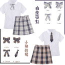 student uniforms Summer 2020, spring 2020 XS,S,M,L,XL Short sleeve solar system skirt 18-25 years old