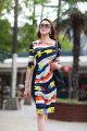 Dress Summer 2017 Picture color 160/84A