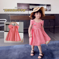 Dress As shown in the picture female Other / other 5 (order according to size chart), 7 (order according to size chart), 9 (order according to size chart), 11 (order according to size chart), 13 (order according to size chart), 15 (order according to size chart) Other 100% summer Korean version other