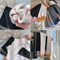 trousers Other / other female spring and autumn trousers Korean version There are models in the real shooting Leggings Leather belt middle-waisted cotton Don't open the crotch other Other models 2 years old, 3 years old, 4 years old, 5 years old, 6 years old, 7 years old