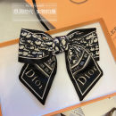 Hair accessories Top clamp 51-100 yuan Other / other Black bottom brand new Japan and South Korea Fresh out of the oven satin Not inlaid