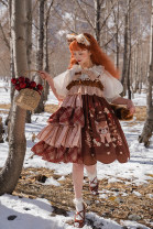 Lolita / soft girl / dress Sleepy town S,M,L,XL Customized