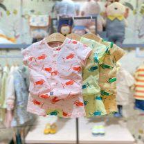 Underwear set Cotton 100% other moimoln summer neutral Class A 12 months, under 1 year old, 18 months, 2 years, 3 years old Korean version