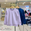 T-shirt BL blue, VO purple curlysue 110cm,120cm,130cm,140cm,150cm,160cm neutral spring and autumn Long sleeves Korean version No model nothing other other Other 100% CPS1XQTS85 Class B other 3 months, 2 years, 3 years, 4 years, 5 years, 6 years, 7 years