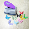 Handmade tools / colored paper / accessories summer 3 years old, 4 years old, 5 years old, 6 years old, 7 years old, 8 years old, 9 years old, 10 years old, 11 years old, 13 years old, 14 years old and above Hollow butterfly Embosser