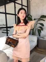 Dress Summer of 2019 Picture color XS,S,M,L
