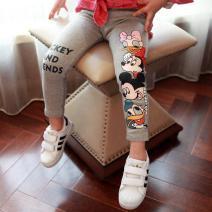 trousers Other / other neutral 90cm,100cm,110cm,120cm,130cm,140cm,150cm Yellow, Navy, gray, white trousers Leggings cotton Cotton 75% polyamide 25%