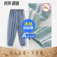 trousers Pods of magic bean female 140cm,130cm,120cm,110cm,100cm,90cm,150cm summer trousers motion There are models in the real shooting Combat trousers Leather belt middle-waisted Class A 3 months Chinese Mainland