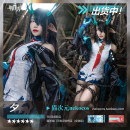 Cosplay women's wear suit Pre sale Over 14 years old game Cat dimension Chinese Mainland Tomorrow's Ark Evening