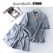 Fashion suit Summer 2020 M, L Light blue suit
