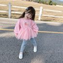 Sweater / sweater Other / other female 90cm,100cm,110cm,120cm,130cm,140cm spring and autumn nothing other Solid color