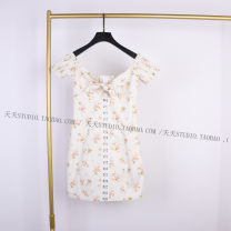 Dress Summer 2020 Printed Dress XS,S,M,L