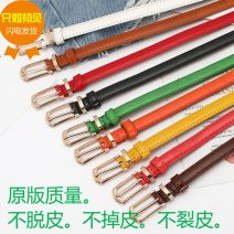 Belt / belt / chain other female Versatile Single loop Youth, youth, middle age 2cm Other / other