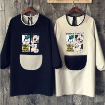 apron Sleeve apron public other Korean version waterproof Cartoon Personal washing / cleaning / care One size fits all no Other brands