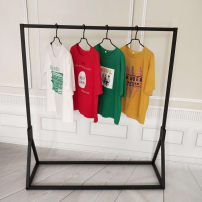 Clothing display rack clothing iron U11498 Other brands Official standard 150x40x150cm
