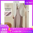 skirt Spring 2021 S M L XL Grey purple Mid length dress Versatile Natural waist A-line skirt Solid color Type A 30-34 years old 211CP11 71% (inclusive) - 80% (inclusive) COCOCOZI Cellulose acetate Acetate fiber (acetate fiber) 80% polyurethane elastic fiber (spandex) 20% Pure e-commerce (online only)