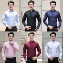 shirt Fashion City Others S,M,L,XL,2XL,3XL routine other Long sleeves Self cultivation go to work Four seasons 2019