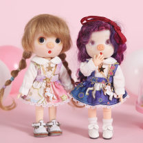 BJD doll zone suit 1/12 Over 8 years old goods in stock Pink package, 15 days after payment, blue package, 15 days after payment In stock, only clothes, no dolls and others
