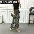 skirt Summer of 2019 longuette High waist Versatile skirt Broken flower Type H More than 95% other 30-34 years old 156455826115453 Chiffon Dream silk flying Other 100% S recommendation 85-100jin m100110 l110120 xl120130 xl130145 Size1 size2