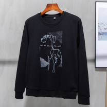 Sweater other Others black 165,170,175,180,185,190 other Socket Crew neck spring