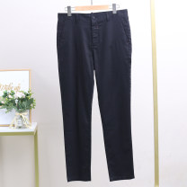 Casual pants Xking / Exxon other Black 1, black 2 trousers Other leisure Straight cylinder