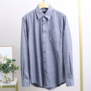 shirt other Xking / Exxon S,M,L,XL,2XL grey routine other Long sleeves Self cultivation Other leisure winter youth Cotton 100% Basic public 2020 other cotton More than 95%