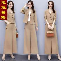 Fashion suit Autumn 2020 M,L,XL,XXL 25-35 years old Other / other