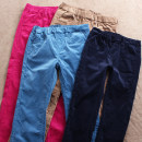 trousers Other / other female 100cm, 110cm, 125cm, 140cm, 150cm, 160cm, 125cm (length 74cm) label 110 Rose, sapphire, Navy, Dark Khaki, pink, coffee, khaki, black spring and autumn trousers leisure time No model Casual pants Leather belt middle-waisted other Don't open the crotch C004 - medium A1