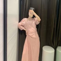 Dress Spring 2020 As shown in the figure XS,S,M,L