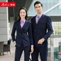 suit Autumn of 2018 S M L XL XXL 3XL 4XL 5XL Long sleeves routine Self cultivation V-neck double-breasted commute routine stripe LYH695-2 18-24 years old 51% (inclusive) - 70% (inclusive) polyester fiber After herding Button Pure e-commerce (online only)
