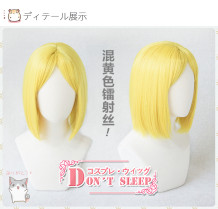 Cosplay accessories Wigs / Hair Extensions goods in stock DON'T SLEEP [in stock] Average size