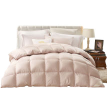 Down / duvet Down quilt 90% (including) - 95% (excluding) ggd  Qualified products Mercury / mercury home textiles 150X210CM200X230cm220x240cm polyester winter Dongman antibacterial goose down quilt (light grey) Quilting QF5048 90%