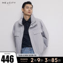 cotton-padded clothes Beige Black Beige pre-sale 1 BEIGE BLACK pre-sale 1 Me&City 165/88A 170/92A 175/96A 180/100A Business gentleman routine routine easy Other leisure Polyester 100% Lapel youth zipper Business Casual Spring 2021 other Same model in shopping mall (sold online and offline) winter