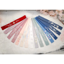 Hanfu 96% and above Wisteria, Daisy, pink Yunsong, spring lotus, flowing fire, acacia, lotus fragrance, Yunsong, bamboo plum, Fengxian, Yuntao Average size polyester fiber